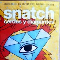 Cine: SNATCH CERDOS Y DIAMANTES. Lote 159880686