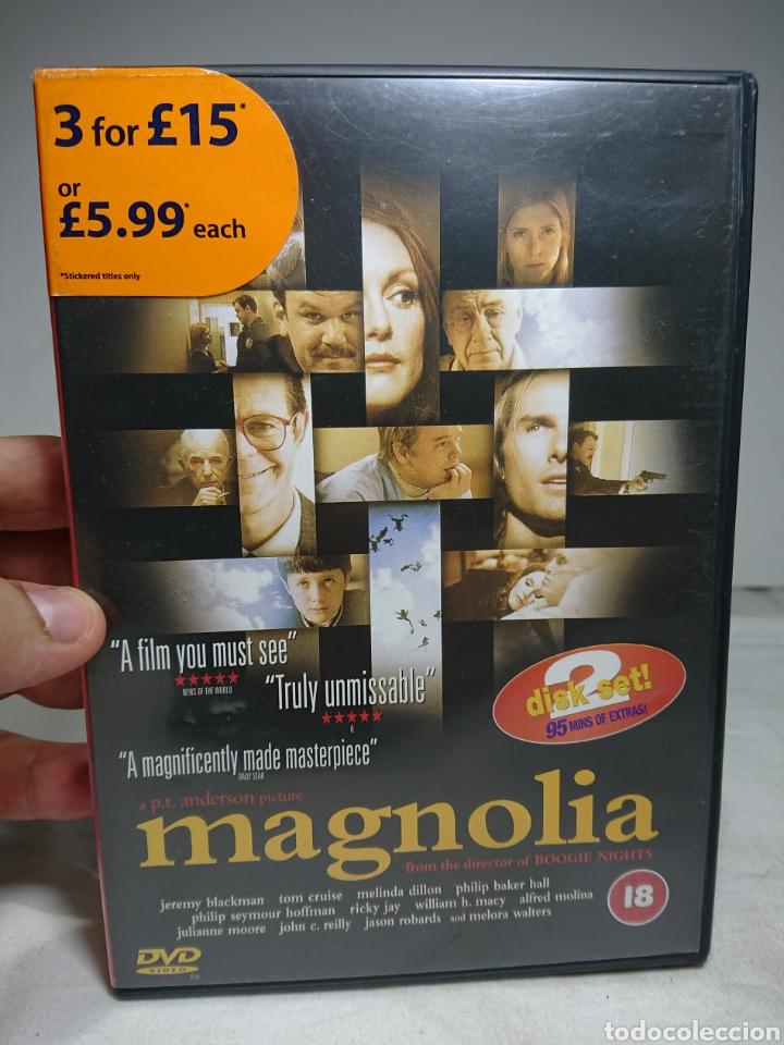 MAGNOLIA 2 DVD'S REGIÓN 2 EN INGLÉS (Cine - Películas - Blu-Ray Disc)