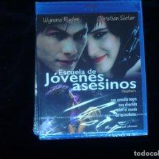Cine: ESCUELA DE JOVENES ASESINOS - BLURAY NUEVO PRECINTADO. Lote 210453831