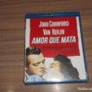 Cine: AMOR QUE MATA BLU-RAY DISC JOAN CRAWFORD VAN HEFLIN NUEVO PRECINTADO. Lote 161262901