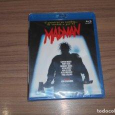 Cine: MADMAN BLU-RAY DISC TERROR NUEVO PRECINTADO. Lote 161267458