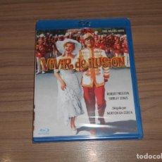 Cine: VIVIR DE ILUSION BLU-RAY DISC NUEVO PRECINTADO. Lote 191289785