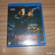 Cine: EL JUSTICIERO DE LA NOCHE DEATH WISH 3 BLU-RAY DISC CHARLES BRONSON NUEVO PRECINTADO. Lote 206338251