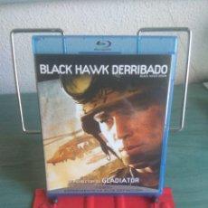 Cine: BLACK HAWK DERRIBADO EN BLU RAY // PROMOCIÓN EN LOS ENVÍOS. LEER DESCRIPCIÓN. Lote 157934670