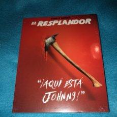 Cine: EL RESPLANDOR EDICCION COLECCIONISTA BLURAY PRECINTADO. Lote 161464702