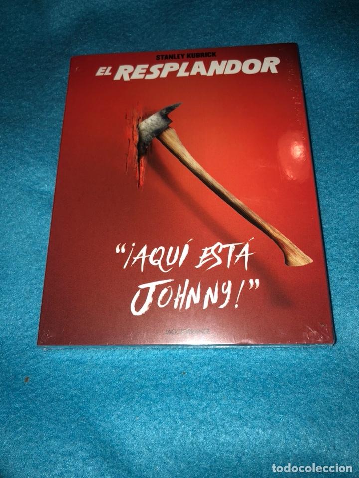 EL RESPLANDOR EDICCION COLECCIONISTA BLURAY PRECINTADO (Cine - Películas - Blu-Ray Disc)