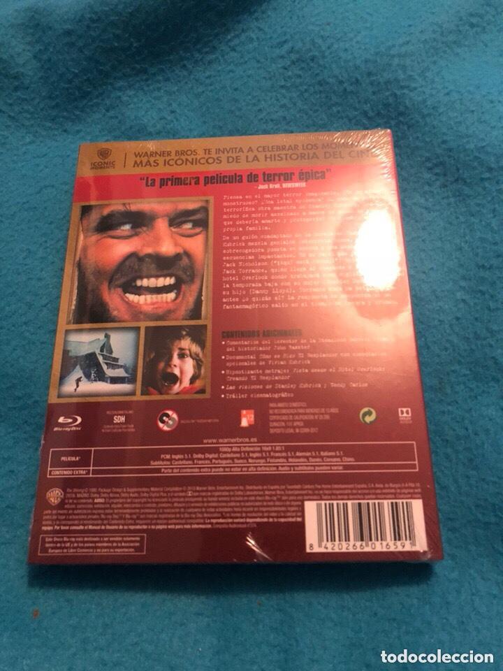 Cine: El resplandor ediccion coleccionista bluray precintado - Foto 2 - 161572060