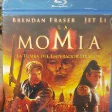 Cine: LA MOMIA 3 - LA TUMBA DEL EMPERADOR DRAGON (BLU RAY). Lote 161593054