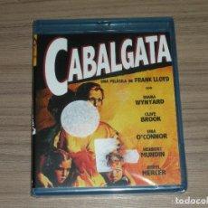 Cine: CABALGATA BLU-RAY DISC NUEVO PRECINTADO. Lote 171480225