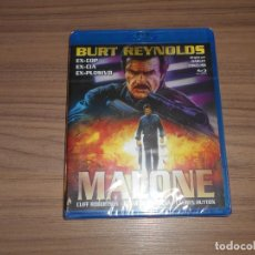 Cine: MALONE BLU-RAY DISC BURT LANCASTER NUEVO PRECINTADO. Lote 175756644