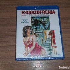 Cine: ESQUIZOFRENIA BLU-RAY DISC TERROR NUEVO PRECINTADO. Lote 161772370