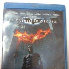 Cine: BATMAN EL CABALLERO OSCURO. EDICION DOS DISCOS. BLU RAY DISC. Lote 162477702