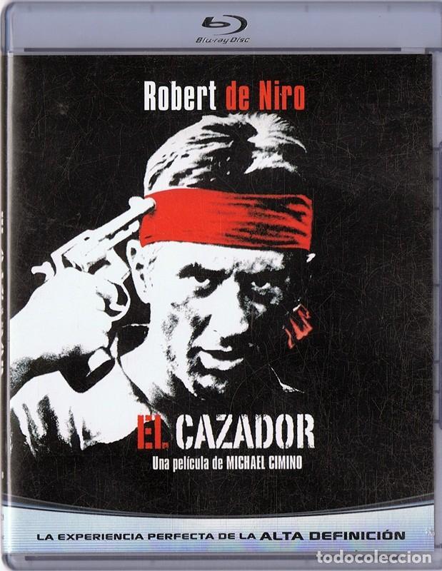 EL CAZADOR ROBERT DE NIRO (BLU - RAY) (Cine - Películas - Blu-Ray Disc)