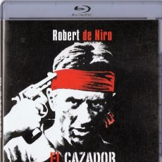 Cine: EL CAZADOR ROBERT DE NIRO (BLU - RAY). Lote 266145918