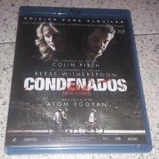 Cine: CONDENADOS (DEVILS KNOT) BLU-RAY ATOM EGOYAN. Lote 162937722