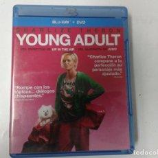 Cine: YOUNG ADULT. JASON REITMAN. CHARLIZE THERON. BLU RAY. Lote 163406070
