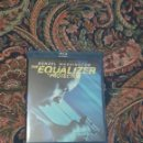 Cine: THE EQUALIZER (EL PROTECTOR) BLU RAY PAL ESP. Lote 163797326