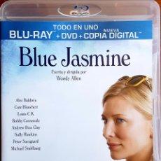 Cine: BLUE JASMIN BLU RAY + DVD. Lote 164282902