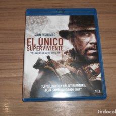 Cine: EL UNICO SUPERVIVIENTE BLU-RAY DISC MARK WAHLBERG. Lote 165183710