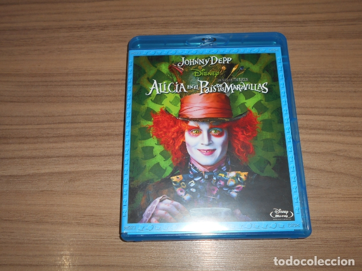 Alicia En El Pais De Las Maravillas 2 Blu Ray D Sold Through Direct Sale 165184030