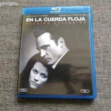 Cine: BLURAY EN LA CUERDA FLOJA - JOAQUIN PHOENIX - WITHERSPOON - EXTENDIDA - RARE. Lote 165584910
