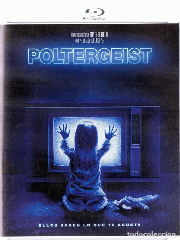 POLTERGEIST (BLURAY) (Cine - Películas - Blu-Ray Disc)