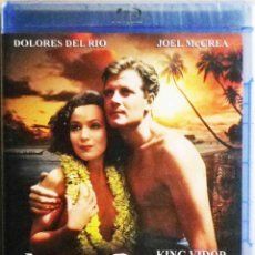 Cine: BLU-RAY PRECINTADO: AVE DEL PARAÍSO KING VIDOR 1932 (JOEL MCCREA, DOLORES DEL RÍO, JOHN HALLIDAY). Lote 211672561