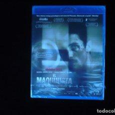 Cinema: EL MAQUINISTA - BLURAY NUEVO PRECINTADO. Lote 222997365