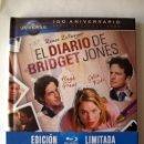Cine: EL DIARIO DE BRIDGET JONES • BLU-RAY (EDICIÓN LIMITADA LIBRO) NUEVO. Lote 167498128