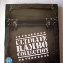 Cine: ULTIMATE RAMBO COLLECTION (4 FILMS) • BLU-RAY INGLÉS (NEW!). Lote 167499024