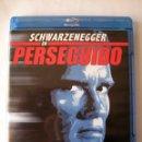 Cine: PERSEGUIDO (THE RUNNING MAN) • BLU-RAY (COMO NUEVO) DESCATALOGADO. Lote 167499440
