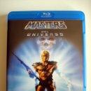 Cine: MASTERS DEL UNIVERSO • BLU-RAY (COMO NUEVO). Lote 167507400