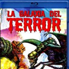 Cine: LA GALAXIA DEL TERROR (BLU-RAY DISC BD PRECINTADO) TERROR DE CULTO. Lote 187446603