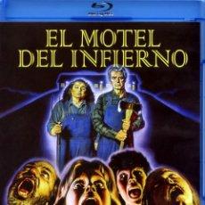 Cine: EL MOTEL DEL INFIERNO (BLURAY-DISC BD PRECINTADO) TERROR DE CULTO. Lote 230106410