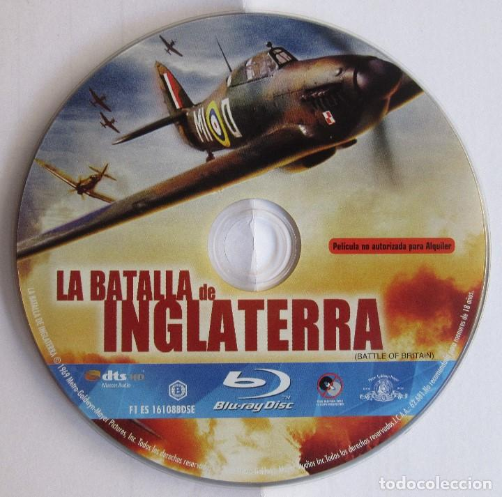 LA BATALLA DE INGLATERRA - GUY HAMILTON - BLURAY PROCEDENTE DEL PACK DE LA IMAGEN (Cine - Películas - Blu-Ray Disc)