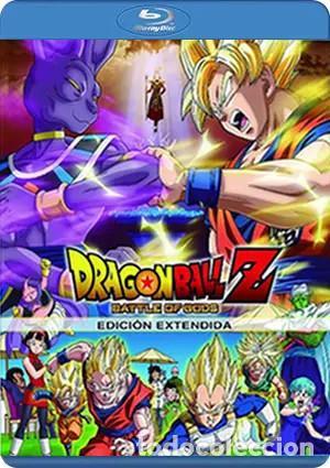 DRAGON BALL Z. BATTLE OF GODS BLU-RAY ED. EXTENDIDA (Cine - Películas - Blu-Ray Disc)