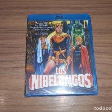 Cine: LOS NIBELUNGOS BLU-RAY DISC NUEVO PRECINTADO. Lote 168880704