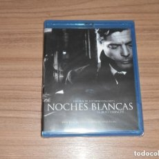 Cine: NOCHES BLANCAS BLU-RAY DISC LUCHINO VISCONTI NUEVO PRECINTADO. Lote 222428017