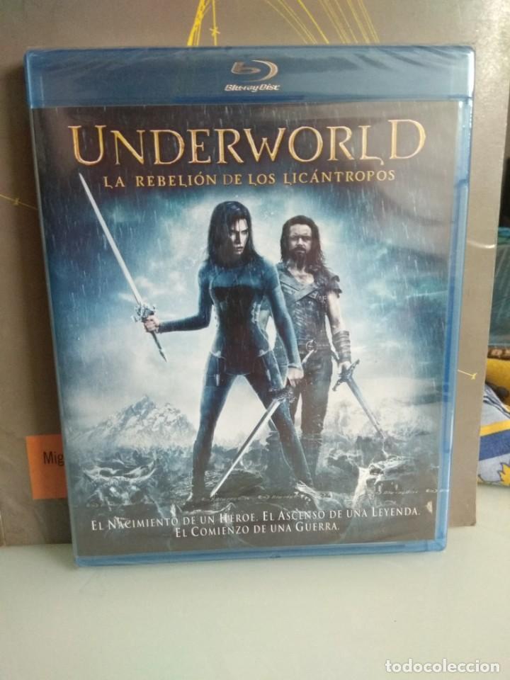 UNDERWORLD. LA REVOLUCIÓN DE LOS LICANTROPOS BLU-RAY DISC (Cine - Películas - Blu-Ray Disc)