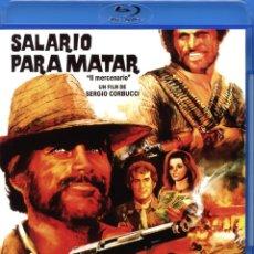 Cine: SALARIO PARA MATAR BLU-RAY DISC PRECINTADO NOVEDAD - FRANCO NERO - TONY MUSANTE - JACK PALANCE. Lote 272466848