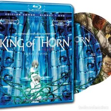 Cine: KING OF THORN BLU-RAY COMBO. Lote 169376040