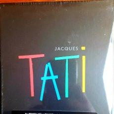 Cine: JAQUES TATI INTEGRAL. Lote 169467713