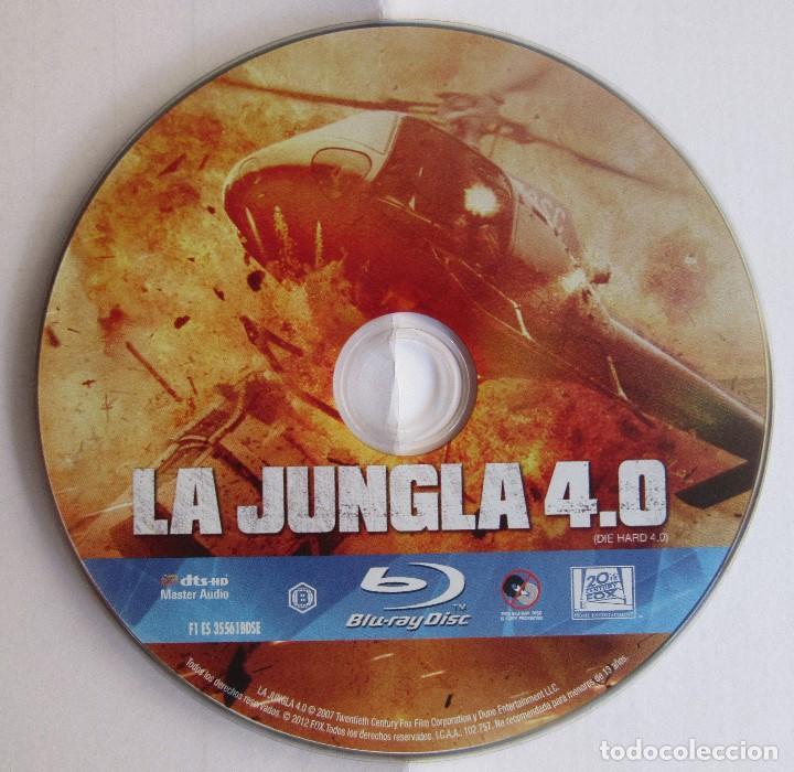 LA JUNGLA 4.0 - LEN WISEMAN - VENTA DEL BLURAY PROCEDENTE DEL PACK DE LA IMAGEN (Cine - Películas - Blu-Ray Disc)