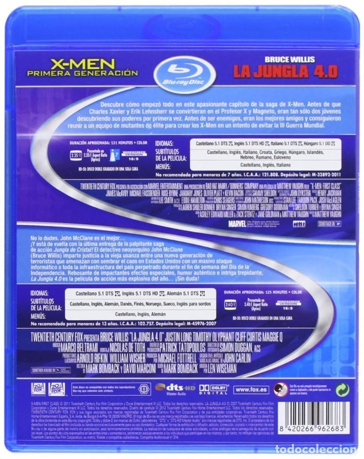 Cine: LA JUNGLA 4.0 - LEN WISEMAN - VENTA DEL BLURAY PROCEDENTE DEL PACK DE LA IMAGEN - Foto 3 - 169769804