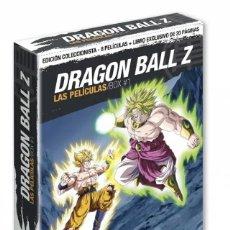 Cine: DRAGON BALL Z LAS PELÍCULAS BOX 1. BLU-RAY EDICIÓN. Lote 170208988