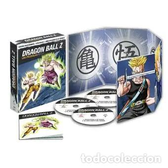 Cine: DRAGON BALL Z LAS PELÍCULAS BOX 1. Blu-ray Edición - Foto 2 - 170208988