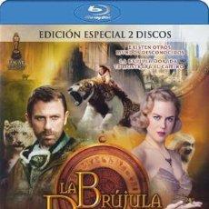 Cine: LA BRUJULA DORADA - BLURAY EDICION ESPECIAL CON DOS DISCOS, DESCATALOGADO Y UNICO EN TC. Lote 170216792