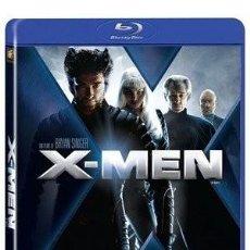 Cine: X-MEN TRILOGIA ORIGINAL EN 3 BLURAYS COMO NUEVOS - EDICIONES DESCATALOGADAS USADAS UNA SOLA VEZ. Lote 170219448