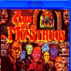 Cine: EL CLUB DE LOS MONSTRUOS (BLU-RAY DISC BD) DONALD PLEASENCE VINCENT PRICE. Lote 253350780