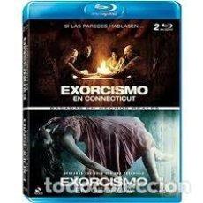 Cine: PACK: EXORCISMO EN CONNECTICUT + EXORCISMO EN GEORGIA - NUEVO Y PRECINTADO - BLU-RAY. Lote 170508376